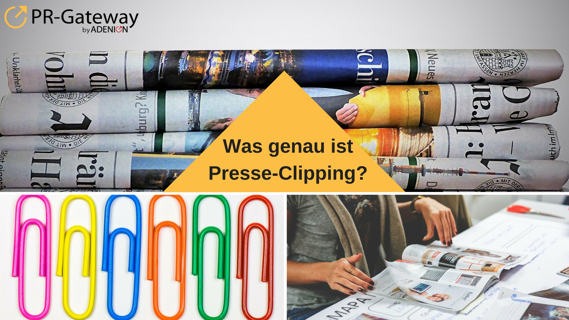 Was ist eigentlicht Presse-Clipping?
