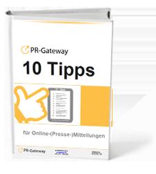 10 Tipps für Online Pressemitteilungen