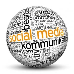Social Media für eine gute Sichtbarkeit Ihrer Online-PR nutzen