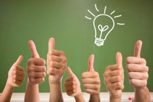 """Die 5 wichtigsten Fragen und Antworten zum Webinar """"Social Media managen"""""""