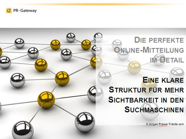 Webinar: Die pefekte Struktur für Online-Mitteilungen