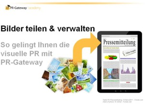 """Kostenloses Webinar: """"Bilder teilen und verwalten"""""""