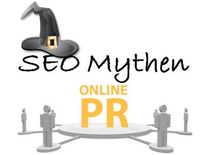 SEO Mythen in der Online PR