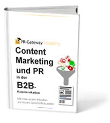 """Whitepaper: """"Content Marketing und PR in der B2B-Kommunikation"""""""