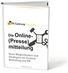 """Whitepaper: """"Die Online-Pressemitteilung - Neue Möglichkeiten und Strategien für Content Marketing und PR"""""""