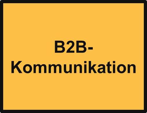 Online-Pressemitteilungen in der B2B-Kommunikation