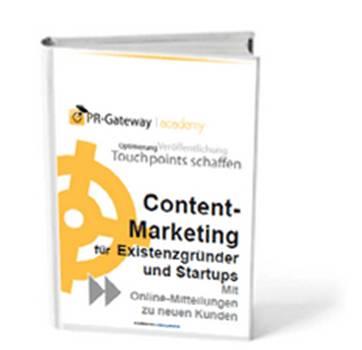 Content Marketing für Existenzgründer und Startups