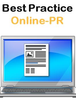 """Kostenfreies Webinar: """"Best Practice: Erfolgreiche Online-PR in der Praxis"""""""