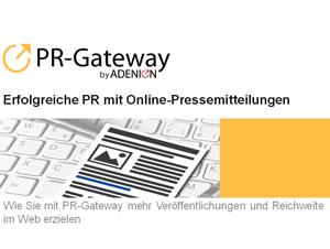 Erfolgreiche PR mit Online-Pressemitteilungen