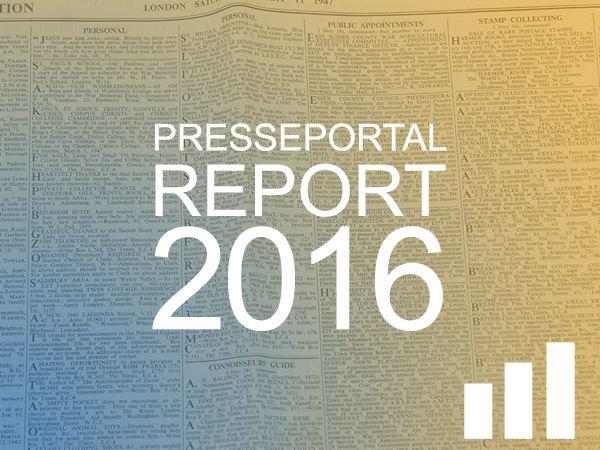 Presseportal-Report 2016