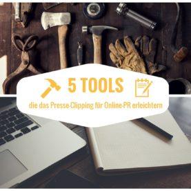 Tools für Presse-Clipping