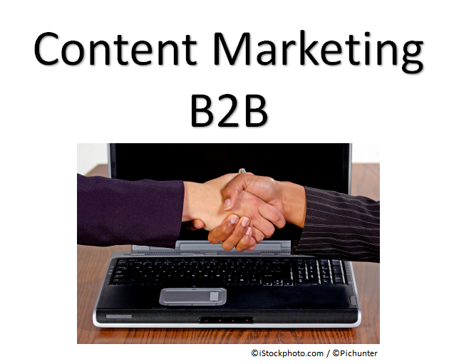 Content Marketing in der B2B Kommunikation
