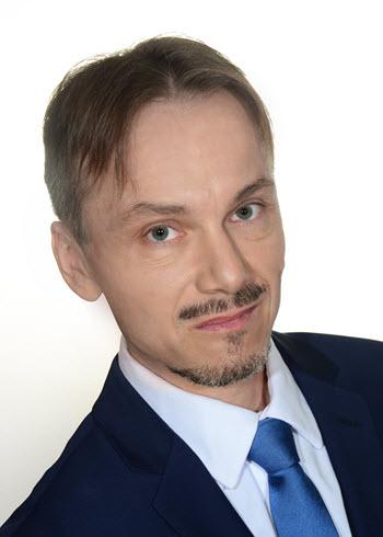 Jurymitglied Gernot Speck, komm.passion