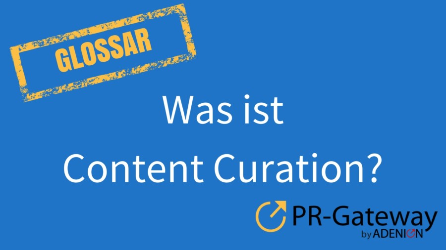 Was ist Content Curation?v