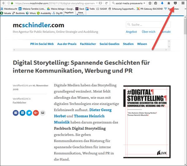 Social Media PR: auch Content Curation gehört dazu