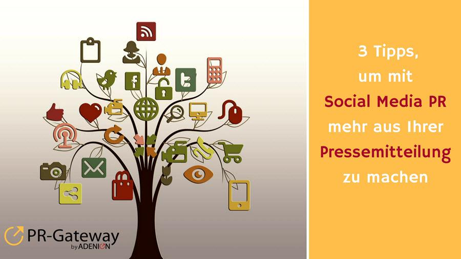 Social Media -PR