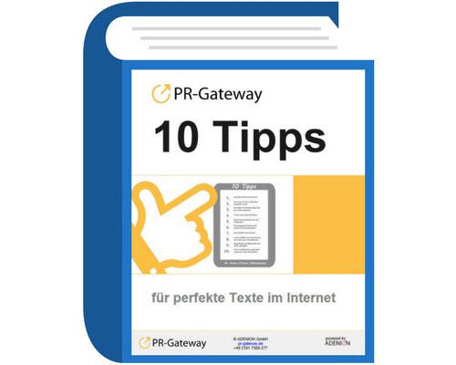 10 Tipps für perfekte Texte im Internet