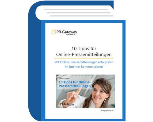 10 Tipps für Online-Pressemitteilungen