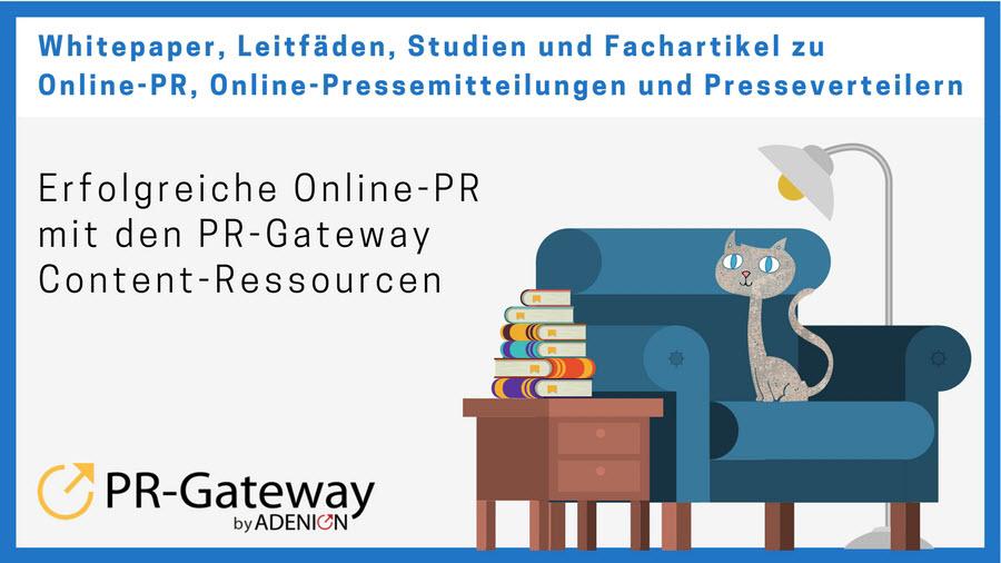 Whitepaper, Leitfäden, Studien und Fachbeiträge zu Online-Pressemitteilungen, Online-PR und Presseverteilern