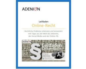Leitfaden Online-Recht