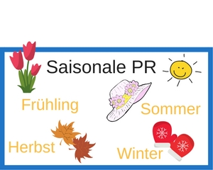 Saisonale PR