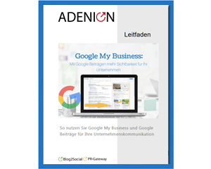 Google My Business Whitepaper Cover