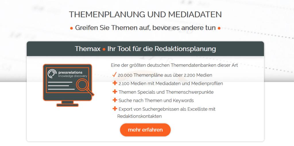themax-themenplanung