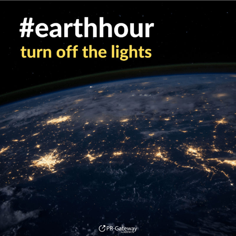 PR-Kalender Earth Hour