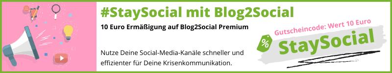 Nutze Deine Social-Media-Kanäle schneller und effizienter für Deine Krisenkommunikation
