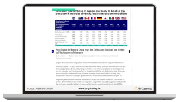 Studie Expedia Group: Einfluss von Inklusion und Vielfalt auf Buchungsentscheidungen