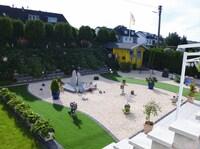 showimage Innovationen im Kunstrasensegment auf der GaLa-Bau 2014 in Nürnberg