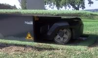 Mähroboter-Tiefgarage für Automower