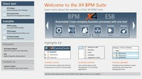 showimage Umfassendes BPM System als Testversion - 30 Tage lang die X4 BPM Suite von SoftProject testen