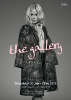 THE GALLERY Düsseldorf 30. Januar – 2. Februar 2015