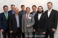 Informatikpreise des FBTI 2014 verliehen – Stifterin CEMA AG gratuliert den drei Preisträgern