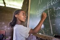 Positive Bilanz für Bildungsprojekte in Äthiopien