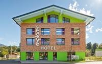 Das Hotel der Gegenwart und auch der Zukunft