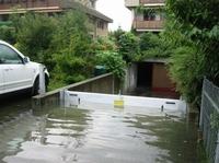 Hochwasser kann jeden treffen