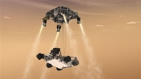 Adams von MSC Software spielt Schlüsselrolle bei Landung von Curiosity auf dem Mars
