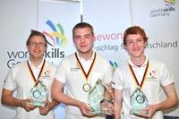 Berliner René Skillen ist Deutschlands Champion beim   IT-Netzwerktechniker-Nachwuchs