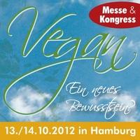 »Vegan – Ein neues Bewusstsein?« – Kongress mit Messe