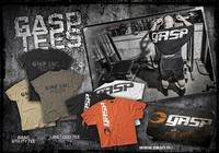 GASP Sportswear bietet hochwertige Bodybuilding und Fitness Bekleidung
