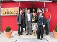 Tschechischer Staatsbesuch bei iKratos in Weissenohe