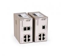 showimage Kompakte Device-Server-Switches für sicheren und robusten Industrie-Einsatz