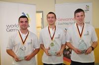 Allrounder setzte sich durch: Tobias Bornschein von der VIEGA ist Deutscher Meister der Polymechaniker und WM-Teilnehmer