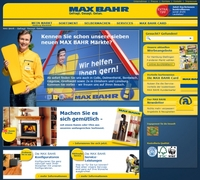 Max Bahr mit neuem Serviceportal für Heimwerker