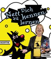 NETTO der schwarz-gelbe Lebensmitteldiscounter und Frank Zander machen gemeinsame Sache