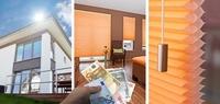 Effizient und elegant – Energie sparen durch Sonnenschutz mit Lamellen Junker