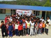 """""""Solar-Licht für 100 Schulen im Himalaya"""""""