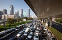 Xerox verhindert Staus, reduziert Luftverschmutzung und hilft bei der Parkplatzsuche